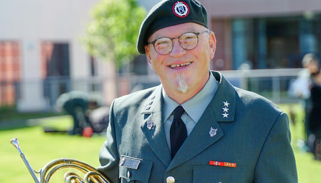 Kaptein Stig Molvær.