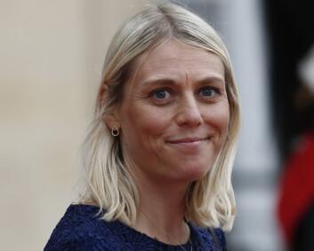 Danmarks forsvarsminister måtte svare om etterretningsskandalen