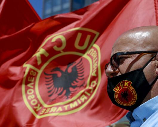 Oppgjøret etter Kosovokrigen: Kosovo-domstol med sin første pågripelse