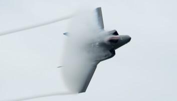 Emiratene vil ha F-35 - Trump sier ja, senatet tja og Israel nei