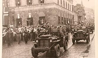 Mot slutten av krigen gjorde Special Air Service eit siste raid - mot politiet i Bergen