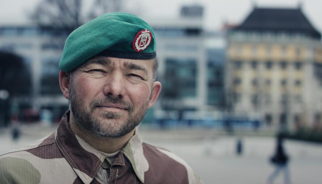 Jan Helge Dale har tidligere arbeidet i Telemark bataljon.