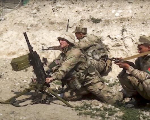 Striden om Nagorno-Karabakh: – Harde kamper gjennom natten