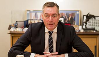 Forsvarsminister Frank Bakke-Jensen er opptatt av at prosessen med ubåthavnen kommer i mål.
