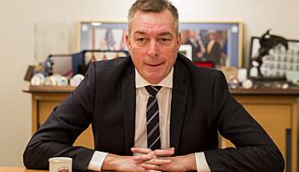 Forsvarsminister Frank Bakke-Jensen mener ny kapittelstruktur på forsvarsbudsjettet kan løse utfordringene med utgiftsføring på ulike år.