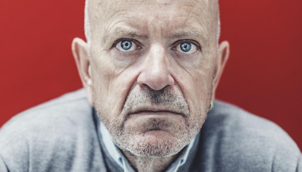 Ole Vikre kjemper for å få erstatning for psykiske sider han mener å ha pådratt seg etter oppdrag i Libanon. Foto: Krister Sørbø, Forsvarets Forum