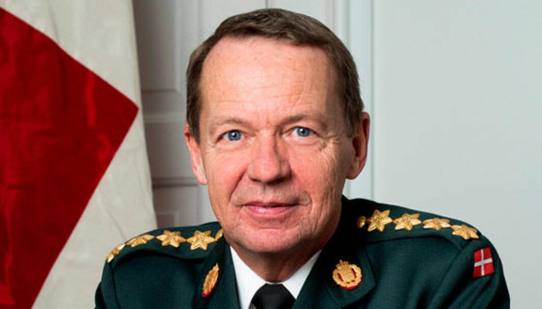 Bjørn Bisserup jobber ut november.