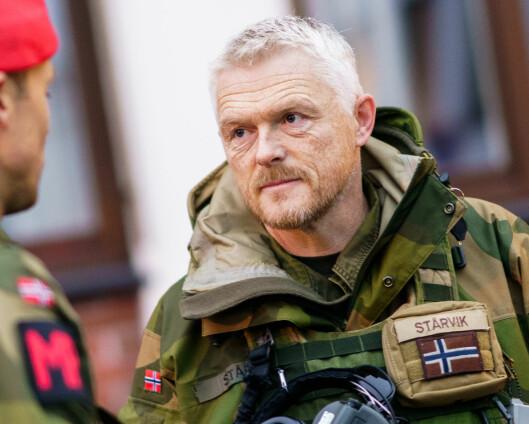 Sivilforsvarssjef Tore Ketil Stårvik slutter – vil tilbake i Forsvaret