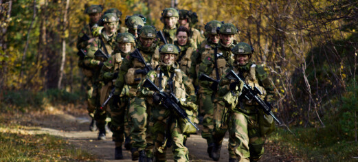 – Forsvarets personellressurser må styrkes