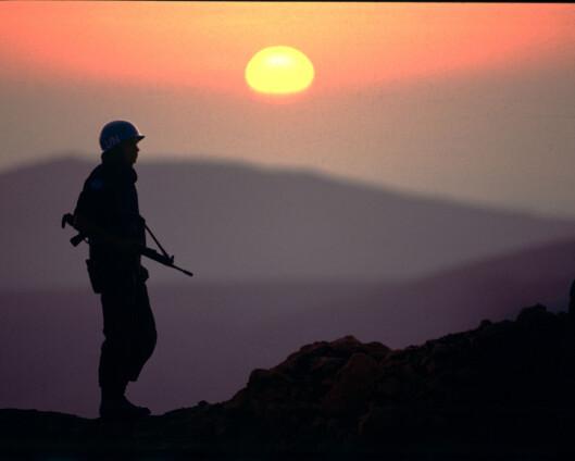 – Tar vi vare på våre soldater?