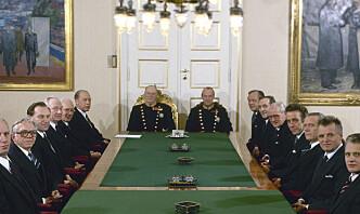 – Regjeringen bør fortsatt bestemme om norske soldater skal ut i krig