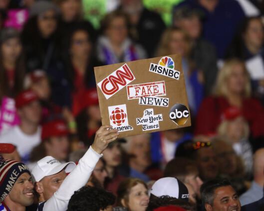 Valgpåvirkning og falske nyheter