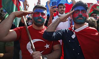Syriske krigere melder seg til kamp i Nagorno-Karabakh