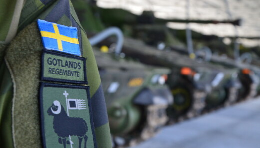 På Tofta skal snart Gotland-regimentets stab samles.