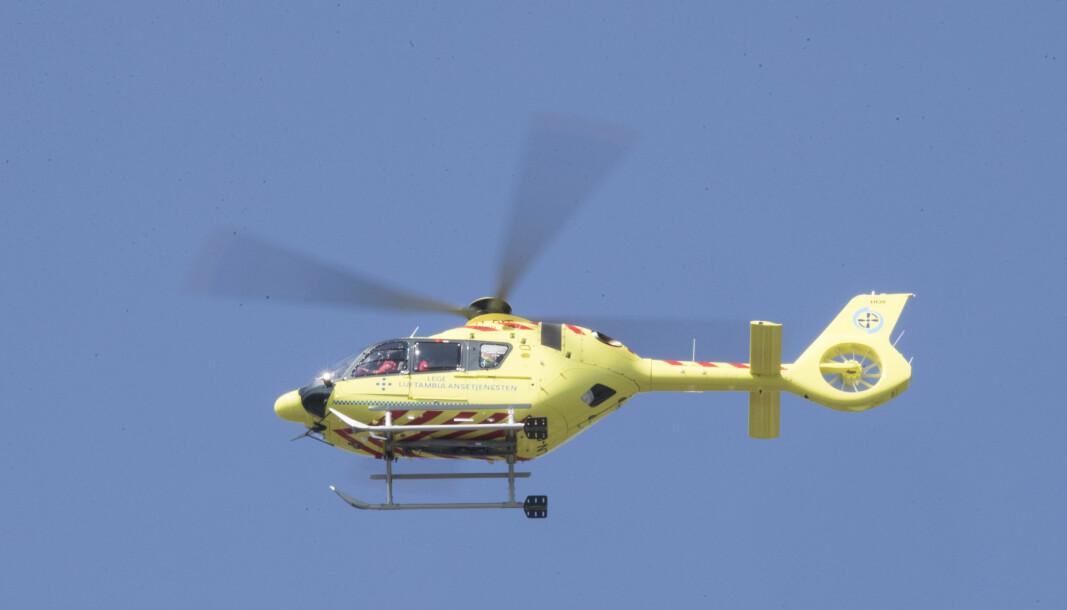 Regjeringen bevilger 60 millioner kroner for en permanent ambulansehelikopterbase i Kirkenes.