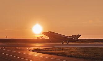 Et hakk nærmere å selge F-35 til gulfstat