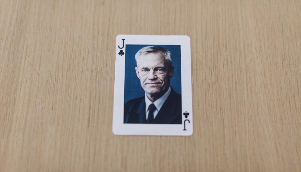 Lederkabal. Foto: Krister Sørbø, Forsvarets forum