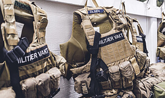 Norske soldater til utlandet med ballistiske vester som ikke var sjekket
