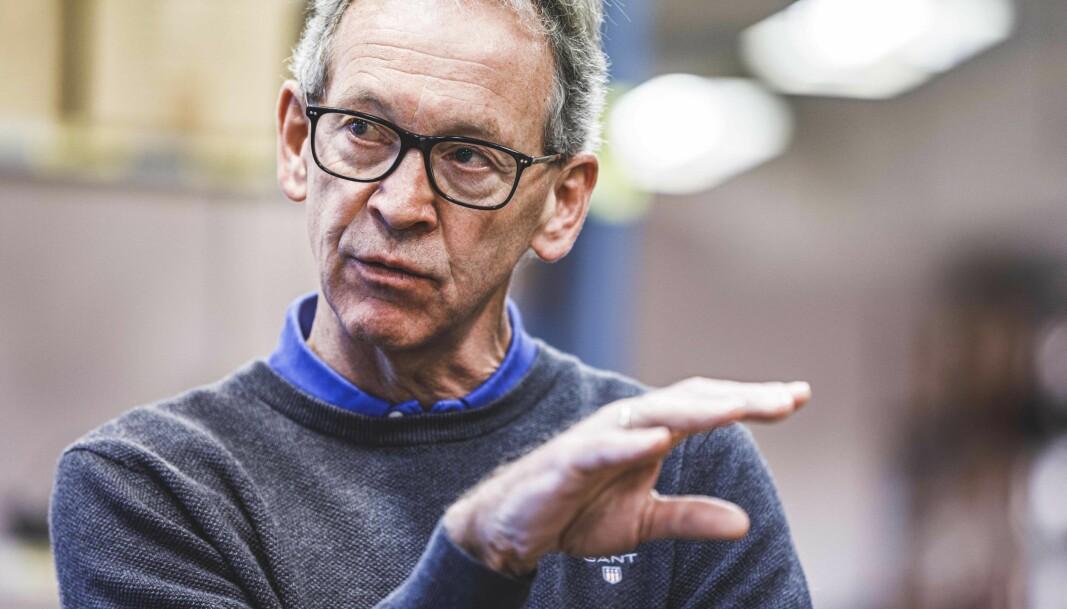 Hans Meisingset, kommunikasjonssjef FLO.