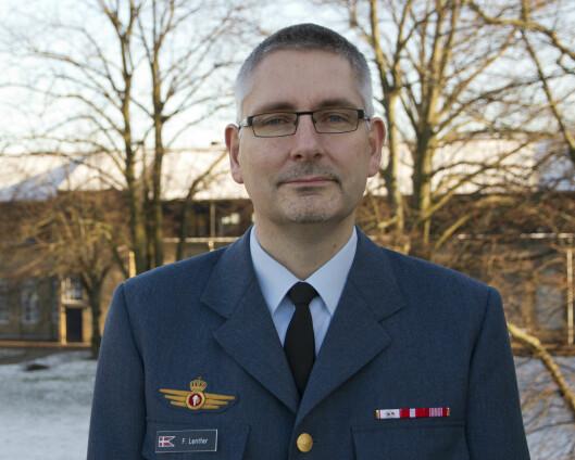 Danmarks neste forsvarssjef er utpekt