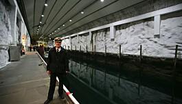 Forsvaret tilbake til Olavsvern: Kan åpne for amerikanske atomubåter