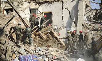 Knust håp om våpenhvile i Nagorno-Karabakh