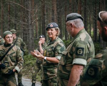 Hæren lar seg inspirere av HVs innsatsstyrker