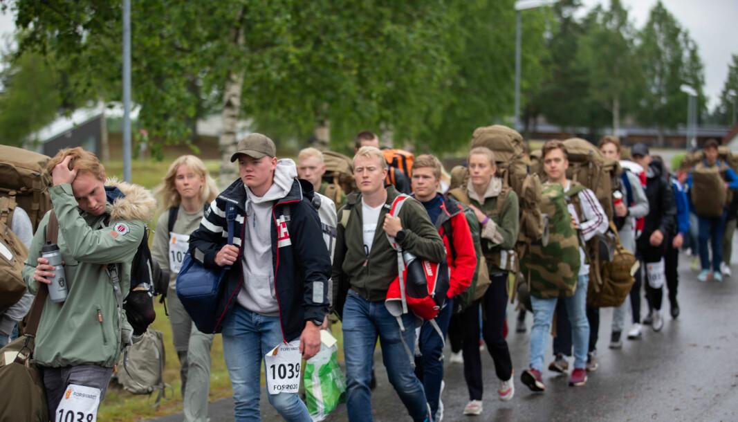 Vi låner også tett opp under 10.000 unge voksne fra samfunnet hvert eneste år gjennom førstegangstjenesten. Det påligger Forsvaret et stort ansvar for hvordan disse har det i den tiden vi har dem hos oss, skriver Gunn Elisabeth Håbjørg.