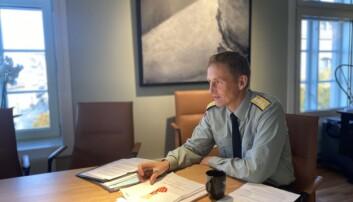 Forsvarssjefen om usjekkede vester: – Rutinesvikt