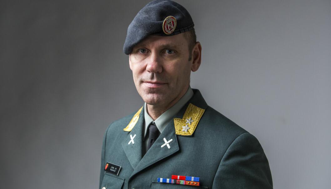 Generalmajor Yngve Odlo blir sjef for Forsvarets operative hovedkvarter.