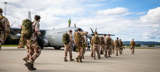 Færre får kompensasjon for psykisk skade: – Bruk og kast av soldatliv