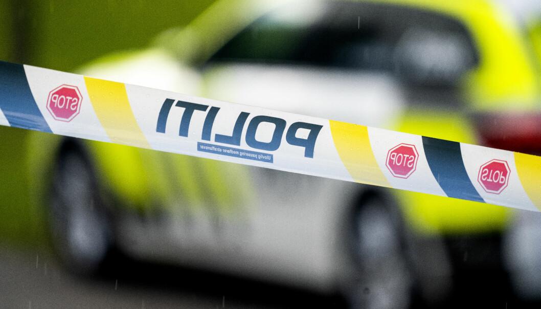 Politiet pågrep mannen i hans hjem onsdag.