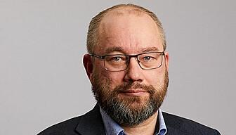Forbundsleder i NOF Torbjørn Bongo.