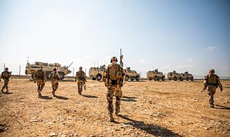 – Ta soldatenes sikkerhet på alvor