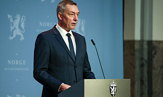 Bakke-Jensen vil ikke kommentere dansk spionasjeavsløring