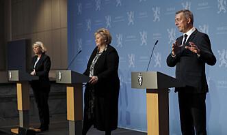 – Svekker forsvaret av Norge