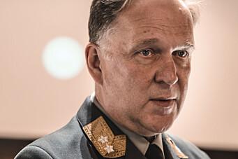 Generalmajor Jon G. Reichelt er sjef for Forsvarets sanitet.