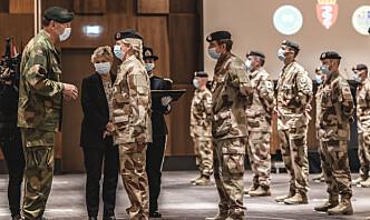 I frontlinjen mot pandemien: – Drev feltsykehus i Kabul