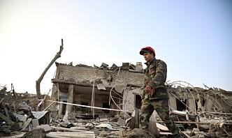 Nye kamper i Nagorno-Karabakh til tross for våpenhvile