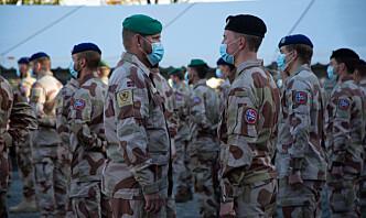 Telemark bataljon hjemme fra Irak: – Sov med utstyret på