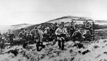 Vil registrere soldater som deltok i kampene i Norge 1940