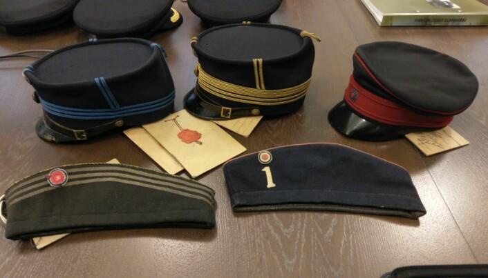 Hæren har sett på flere historiske versjoner for å utarbeide den nye kepien som skal brukes til penuniformene,