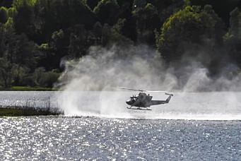 Fikk bot på 400.000 for «hovring» over naturreservat