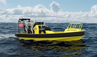 Indre kystvakt får sju nye Sjøbjørn