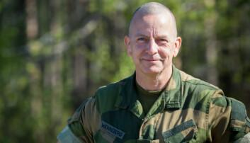 Sjefssersjant i Hæren, Rune Wenneberg.