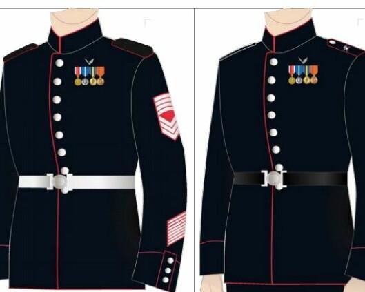 Hæren endrer de mørke uniformene – henter fram historisk plagg