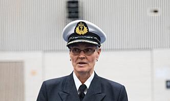 Størksen blir ny sjef Sjøforsvarets baser