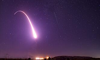 FNs forbud mot atomvåpen trer i kraft uten Norges støtte