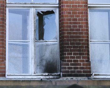 Tysklands smitteverninstitutt angrepet med brannbomber