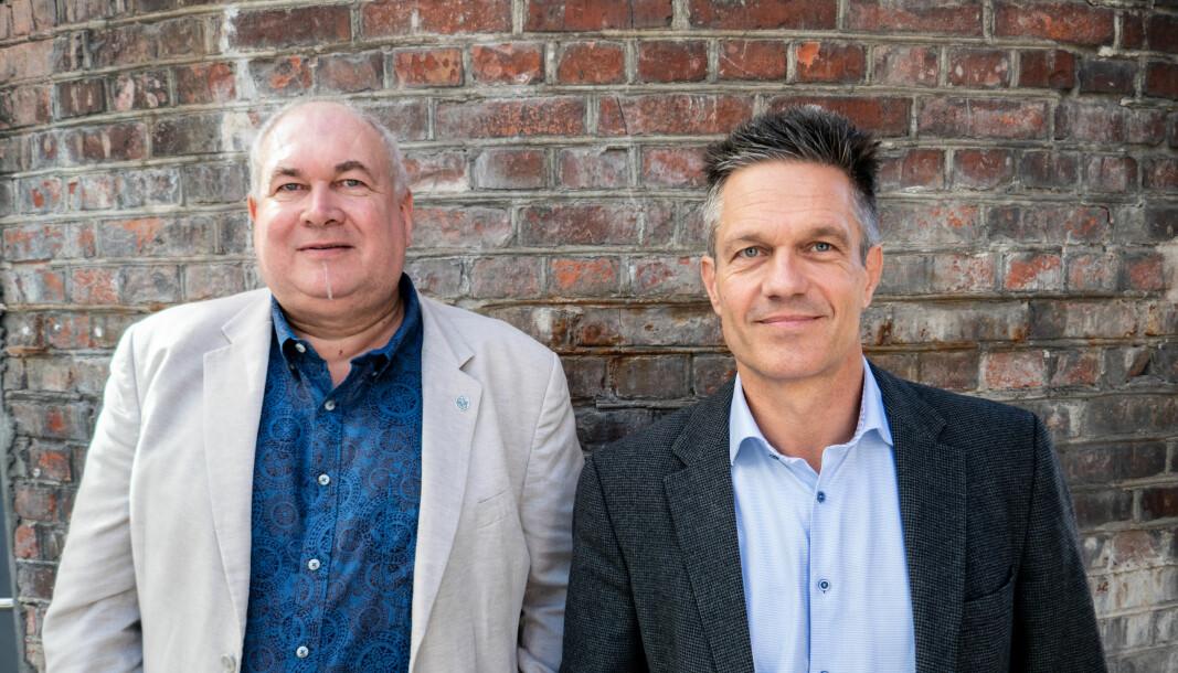 Professorene Glenn-Egil Torgersen og Ole Boe ved Universitetet i Sørøst-Norge har bidratt i et internasjonalt forskningsprosjekt.